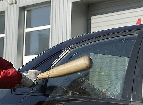 Бронирование стекол авто в Киеве